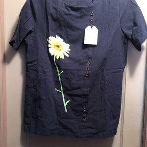 Cellabie daisy shirt